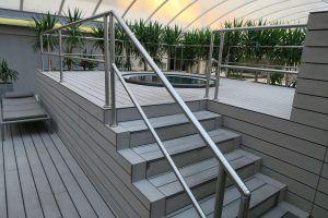 Decks de madeira e decks compósitos