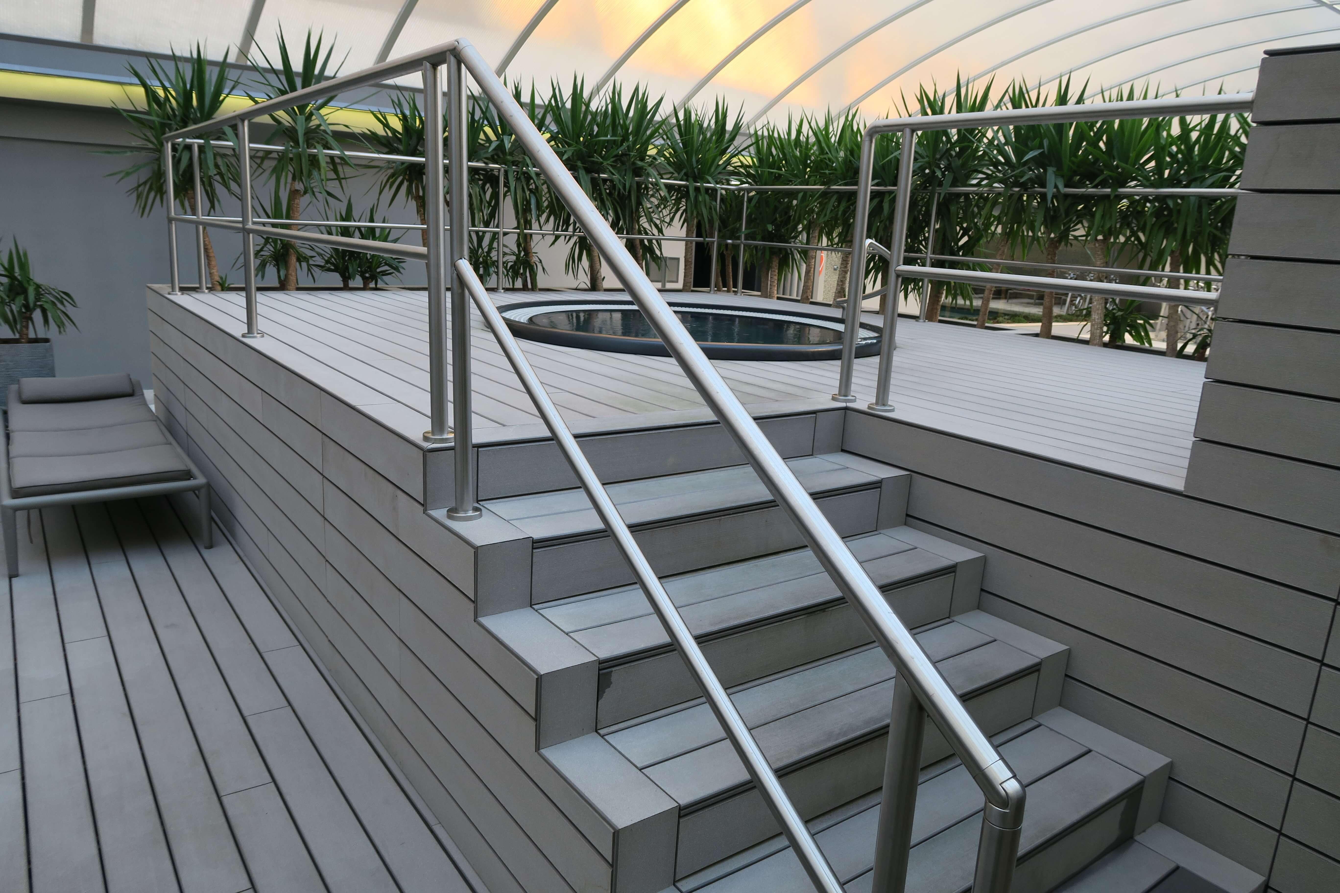 Terrazas cubiertas los mdicos denuncian que las terrazas - Cubiertas para terrazas ...